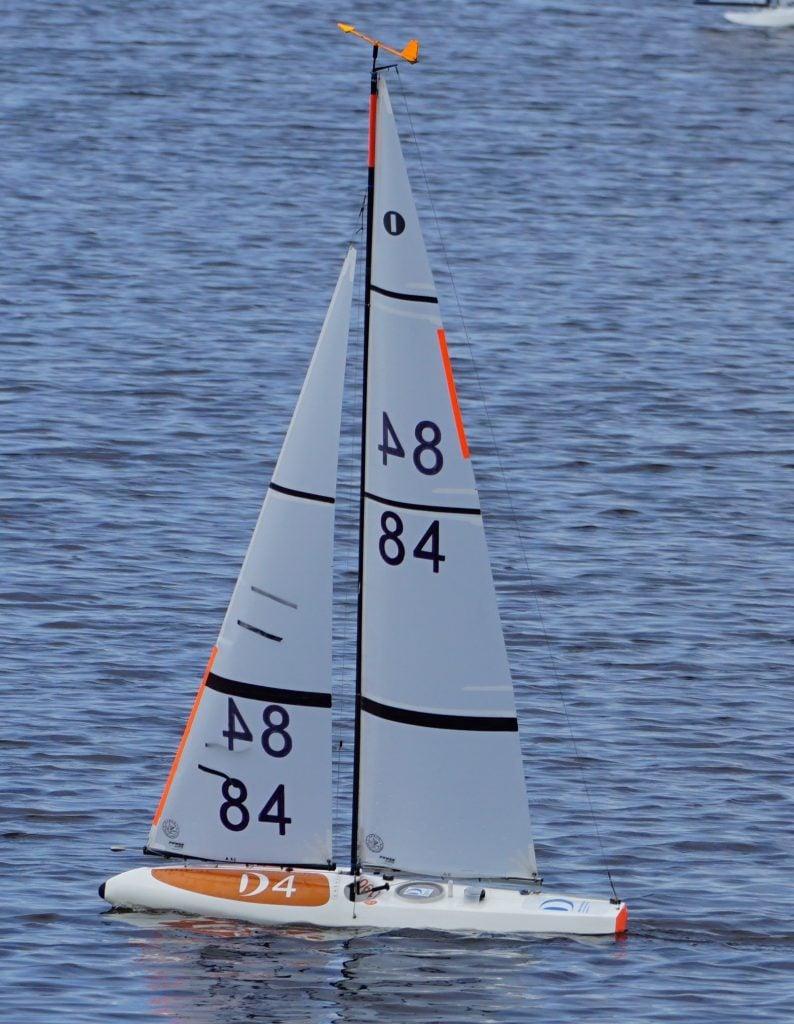 D4 IOM Images | N D Yachts IOM Radio Control Sailing D4